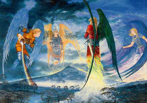 The Four Archangels